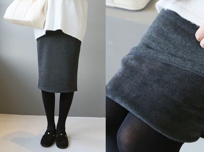 Mink fur mink skirt lining